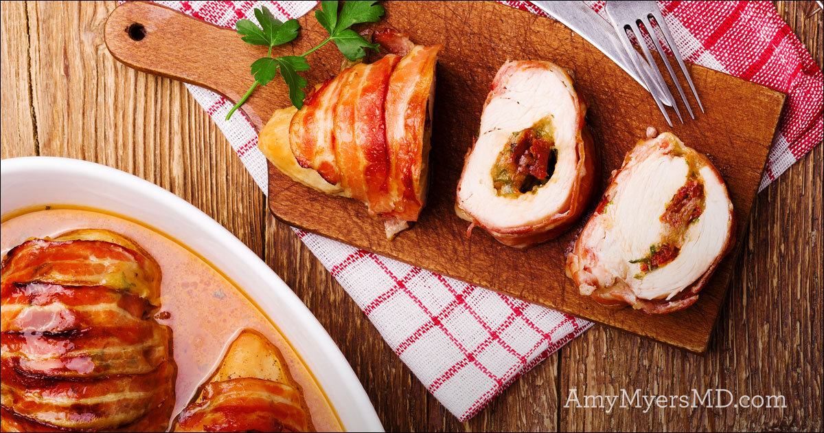 fig-and-bacon-stuffed-chicken