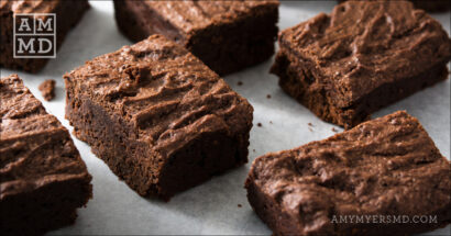 AIP & Paleo Fudgy Brownies