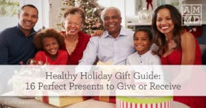 Healthy Holiday Gift Guide: 16 Perfect Presents to Give or Receive