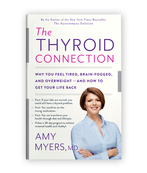 The Thyroid Connection Book - Amy Myers MD®
