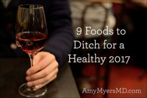 9 Foods to Ditch for a Healthy 2017