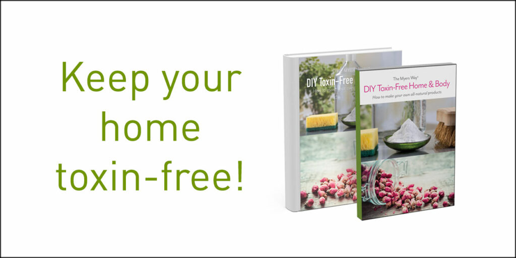 Minimize Toxins with DIY Toxin-Free Home & Body DVD and E-book