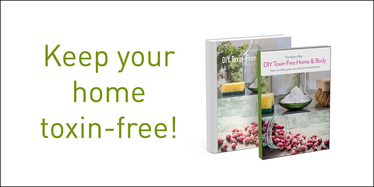 Minimize Toxins with DIY Toxin-Free Home & Body DVD and E-book - Featured Image - Amy Myers MD