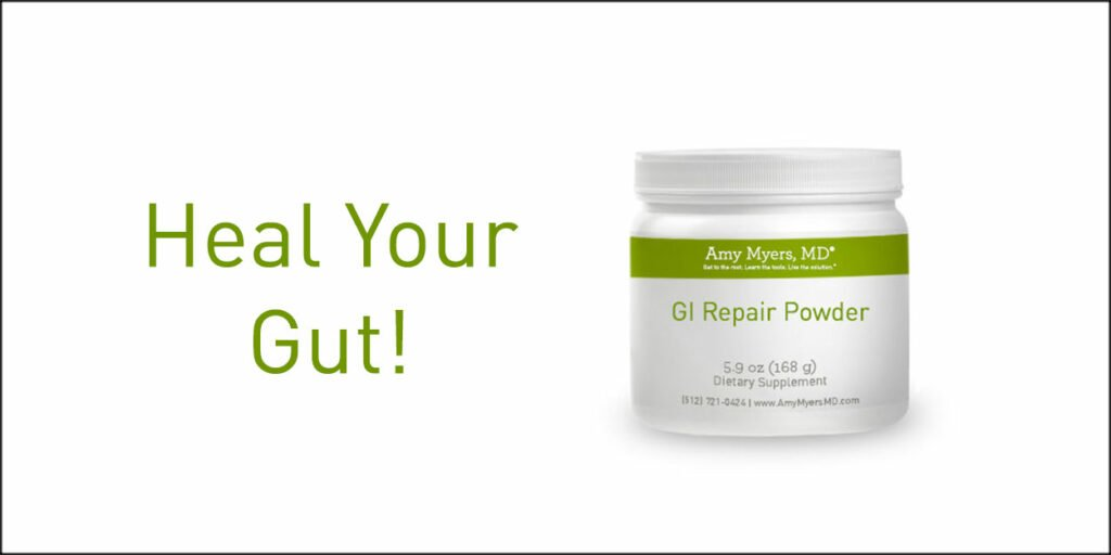 Heal Your Gut with GI Repair Powder