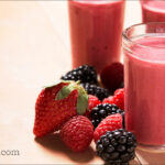 Gut Repairing Berry Smoothie