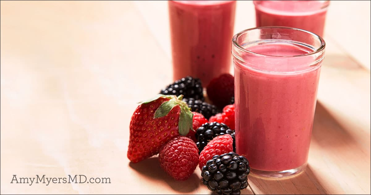 Gut Repairing Smoothie