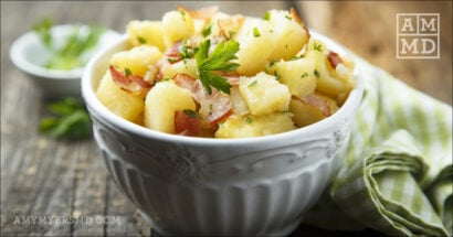 "Herbed ""Potato"" Salad"