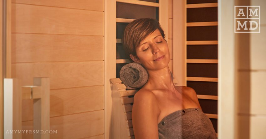 6 Benefits of Infrared Sauna Therapy