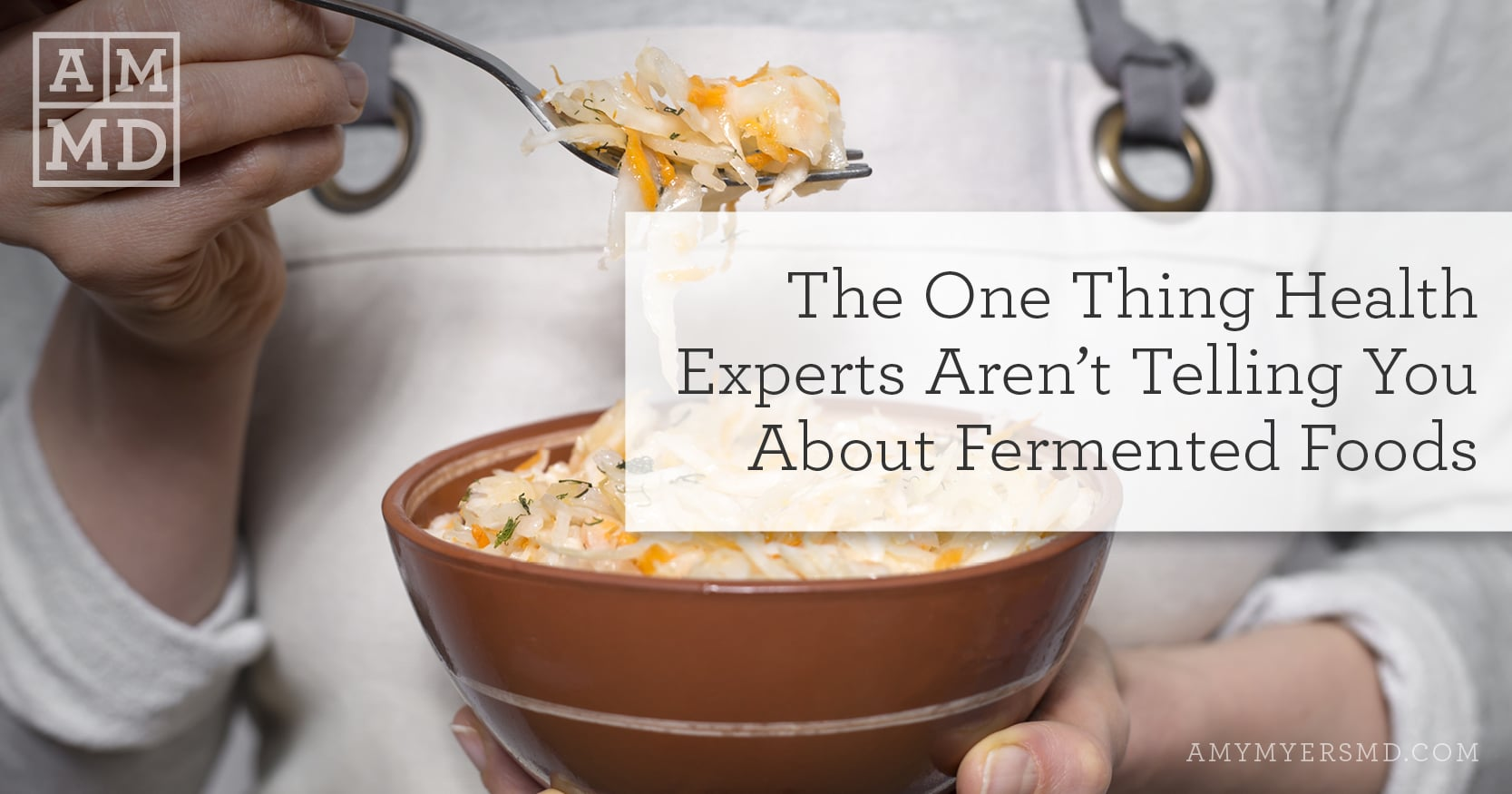 fermented foods and health experts