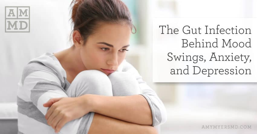 The Gut Infection Behind Mood Swings, Anxiety, and Depression