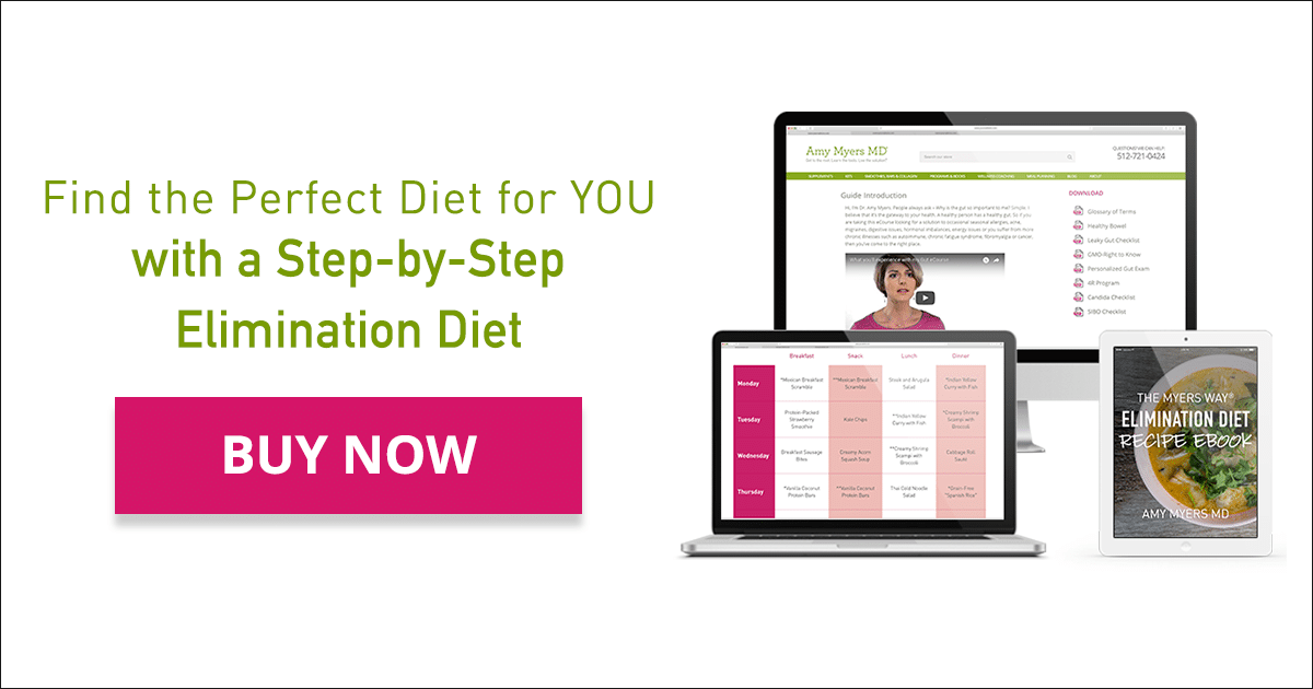 Elimination Diet - Promo Image - Amy Myers MD