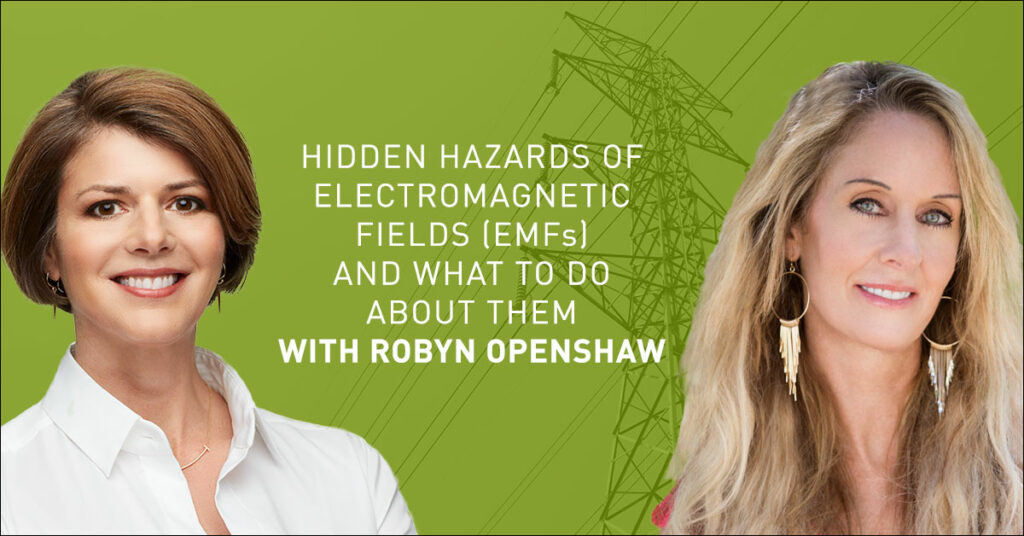 Video: Hidden Hazards of Electromagnetic Fields (EMFs) and What to Do About Them