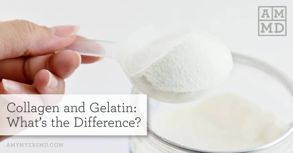 Collagen and Gelatin: What's the Difference?