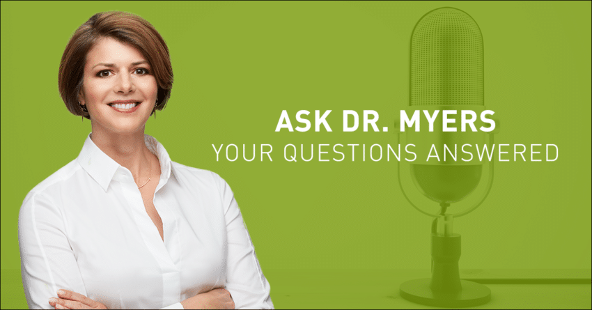 Video: Ask Dr. Myers