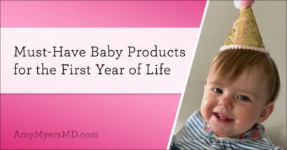 Must-Have Baby Products for the First Year of Life