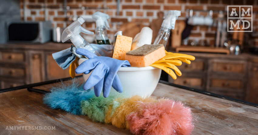 8 Toxins in Your Cleaning Products