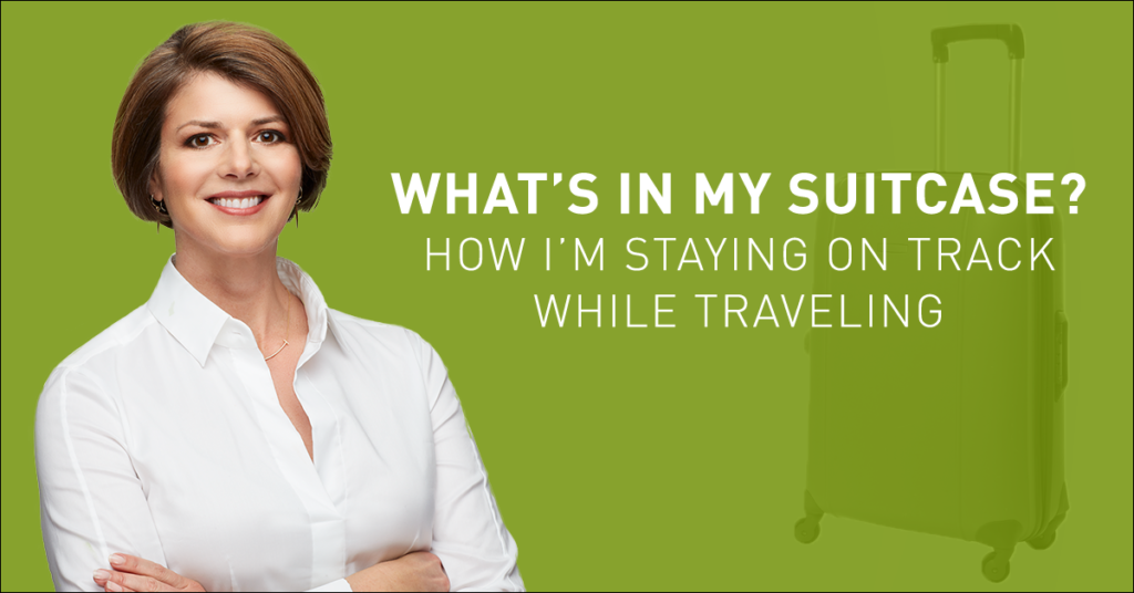 Video: What's in My Suitcase?