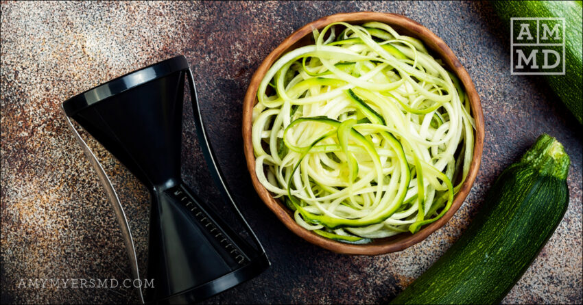 Quick and Easy Instant Pot Zoodle Pho