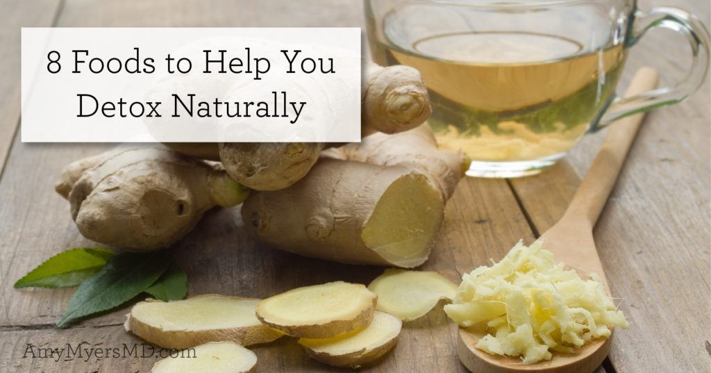 foods to help you detox naturally