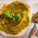 AIP & Paleo Pesto Pizza