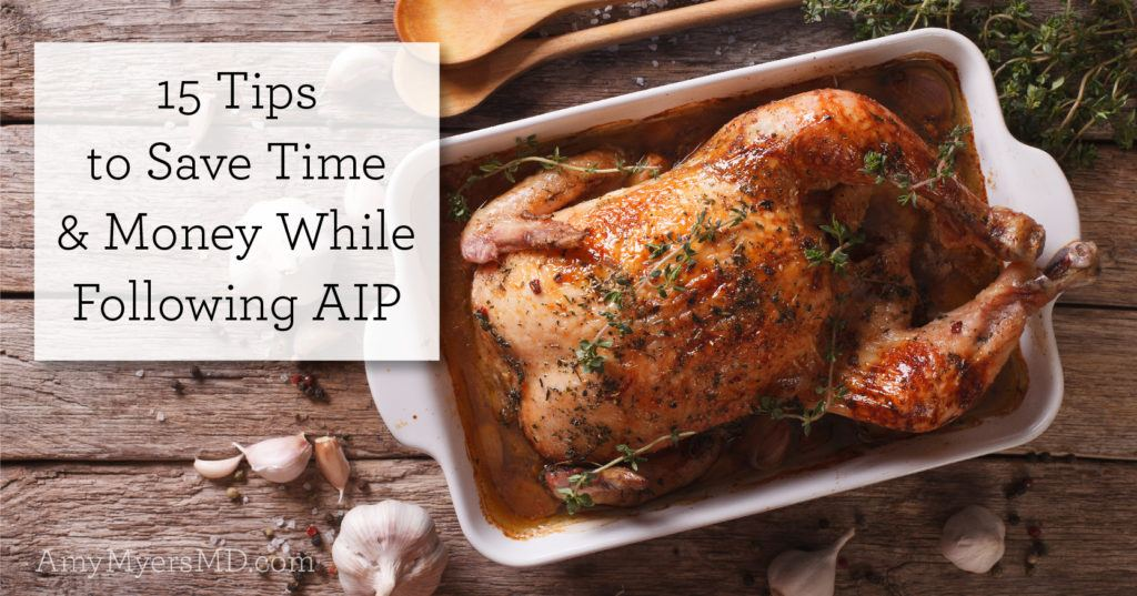 aip diet on a budget