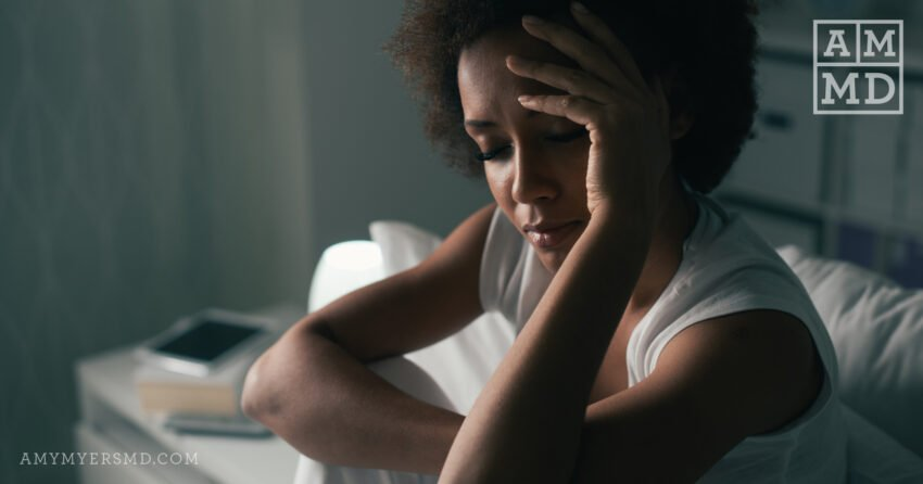 6 Causes of Insomnia and 6 Natural Tips to Overcome It