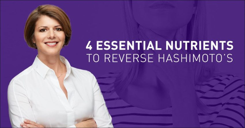 Video: 4 Essential Nutrients to Reverse Hashimoto's
