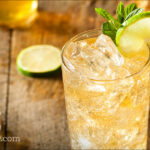 Ginger-Mint Mocktail