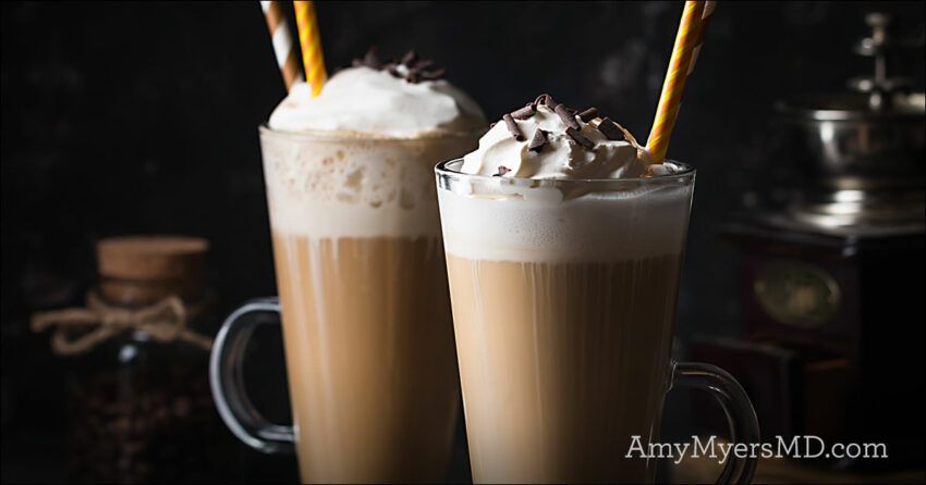 The Myers Way® Mocha Paleoccino