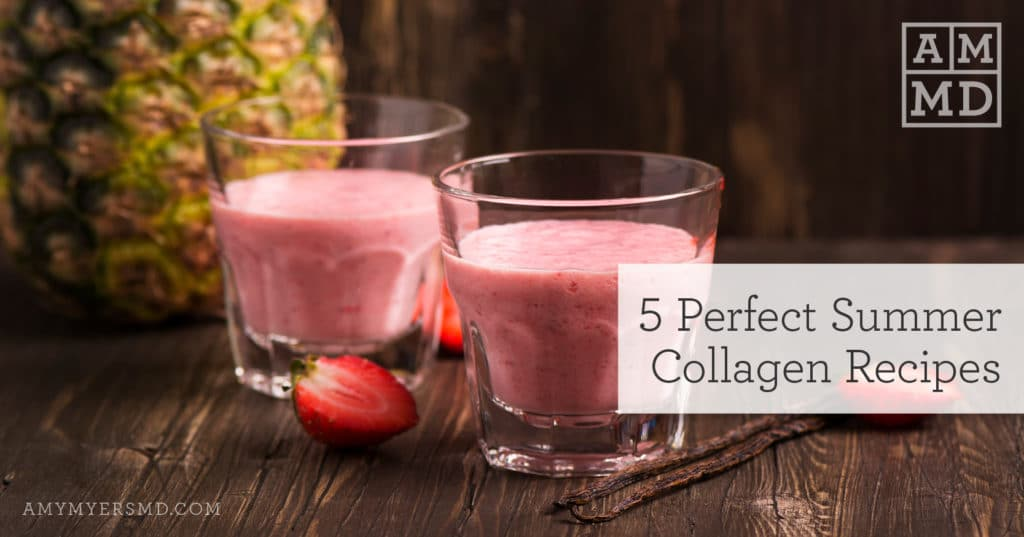 5 Perfect Summer Collagen Recipes