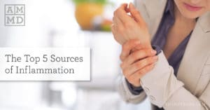 The Top 5 Sources of Inflammation