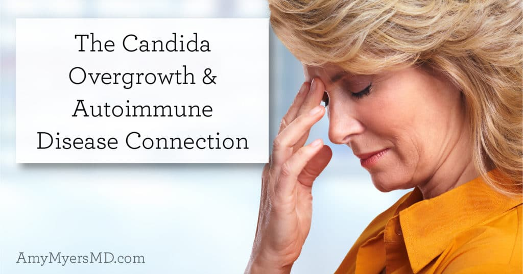 Candida and autoimmune disease
