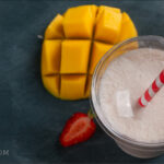 Gut Repairing Tropical Smoothie