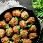 Superfood Meatballs
