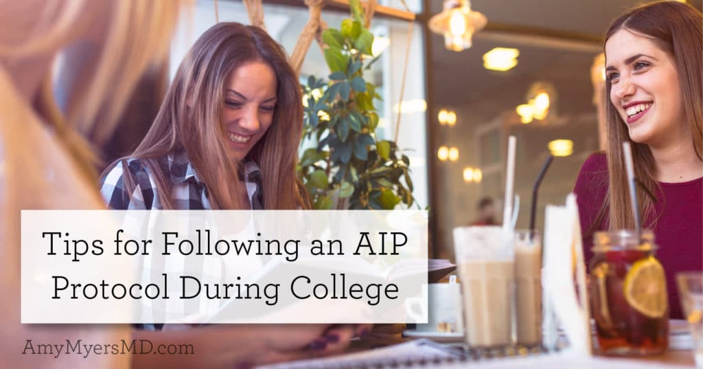 following an aip protocol during college