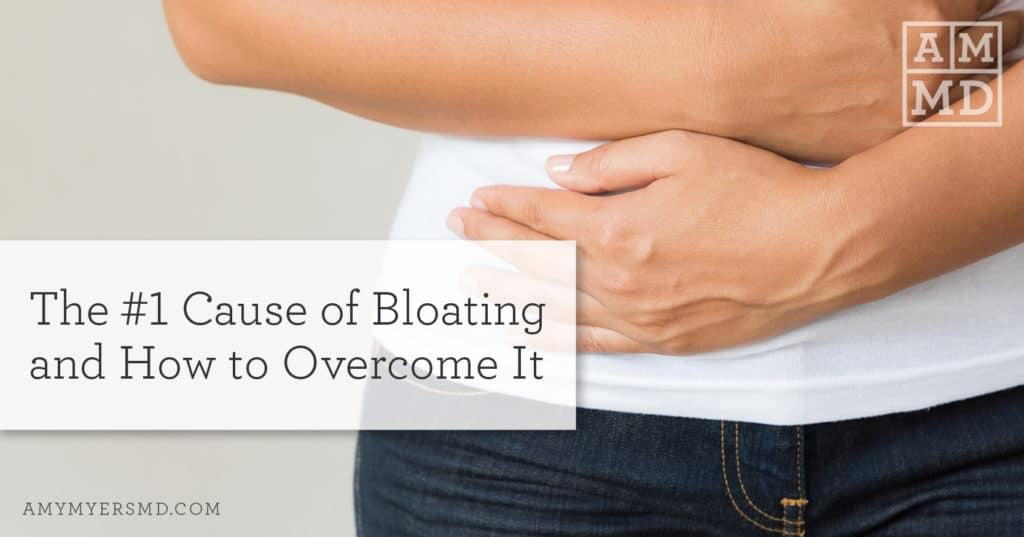 The #1 Cause of Bloating and How to Overcome It