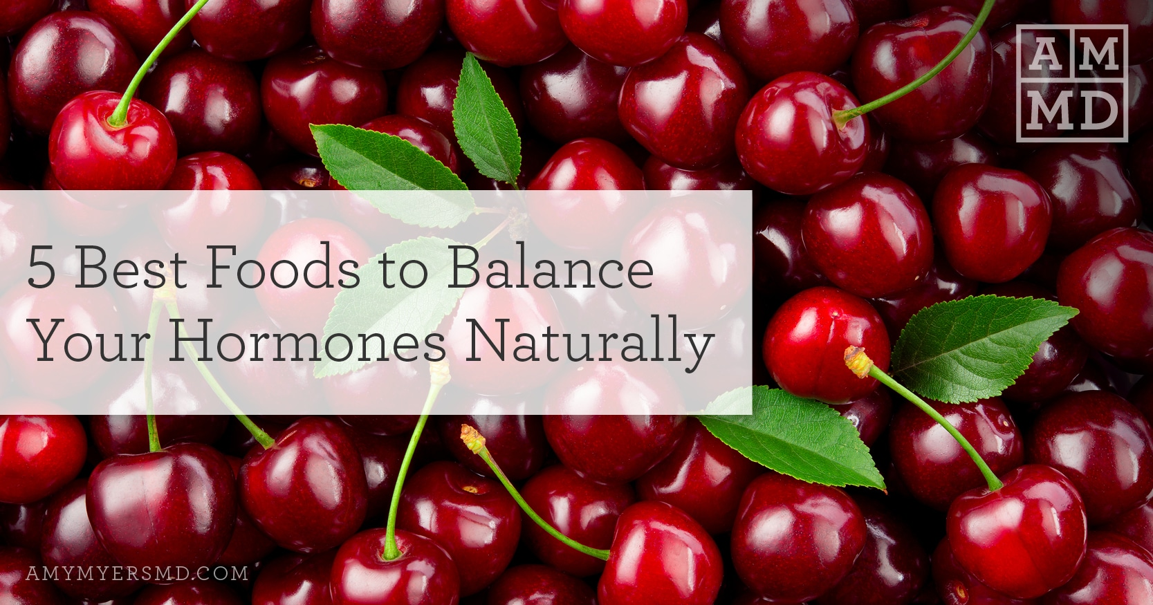 foods balance hormones naturally