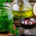 Lemon-Herb Sauce