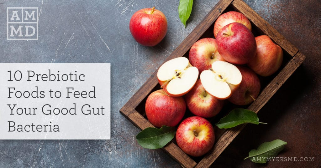 10 Prebiotic Foods to Feed Your Good Gut Bacteria