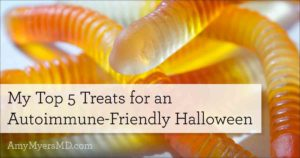 autoimmune-friendly Halloween treats