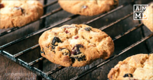 Anne's Amazing Cinnamon-Raisin Cookies