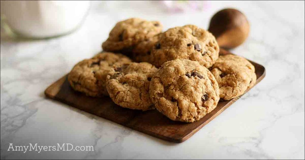 cinnamon raisin cookies