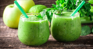 Apple Ginger Green Juice