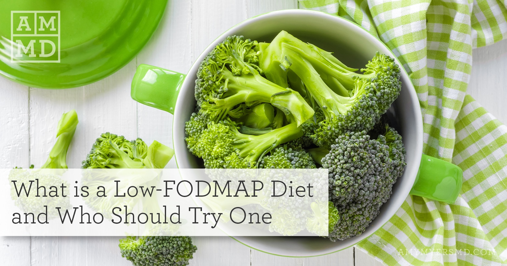 What Is A Low Fodmap Diet And Who Should Try One Amy Myers Md