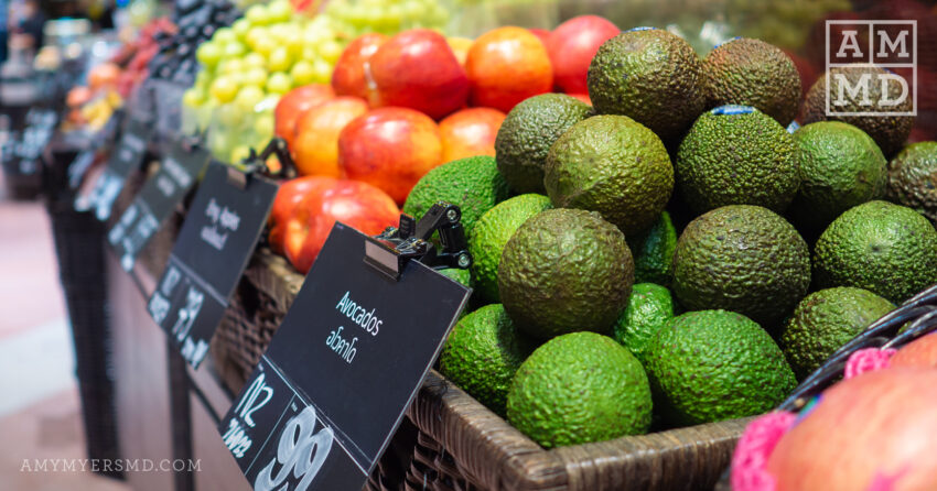 9 Essential Nutrients Missing from Fruits & Veggies