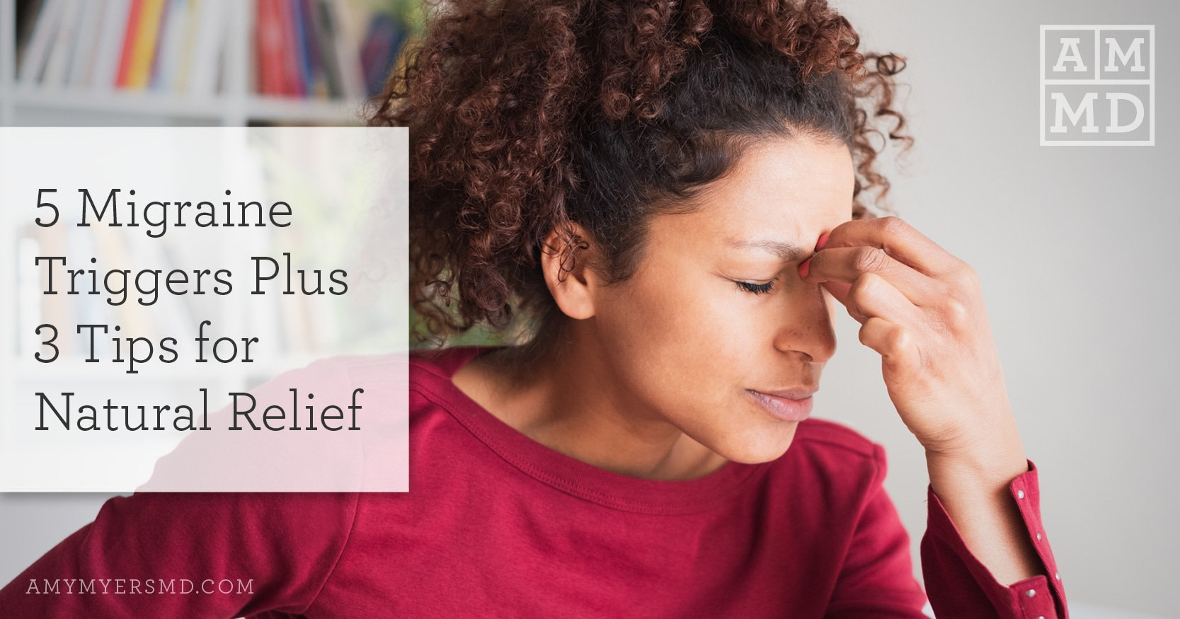 5 migraine triggers 3 tips natural relief