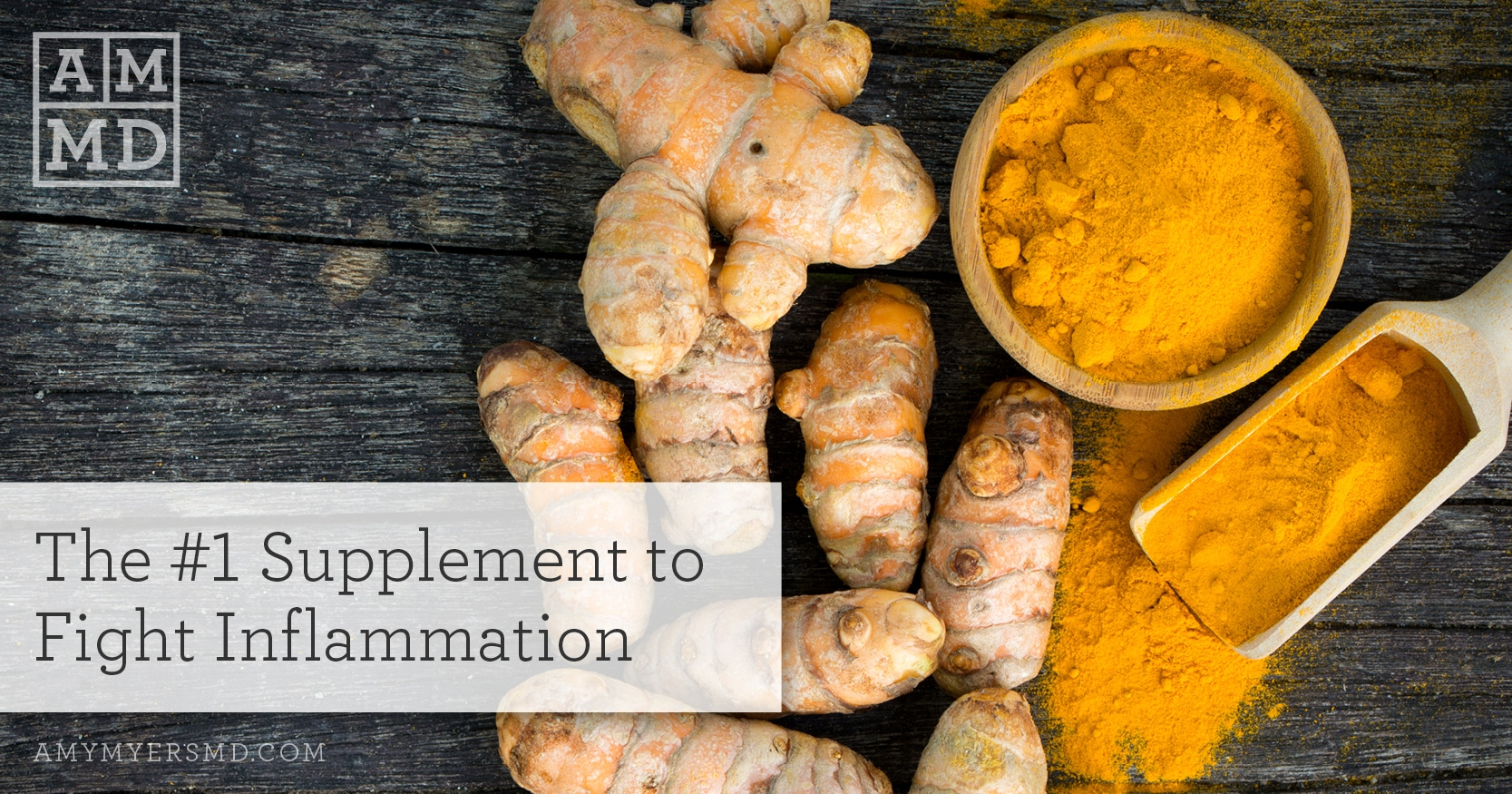 The #1 Supplement to Fight Inflammation - Amy Myers MD