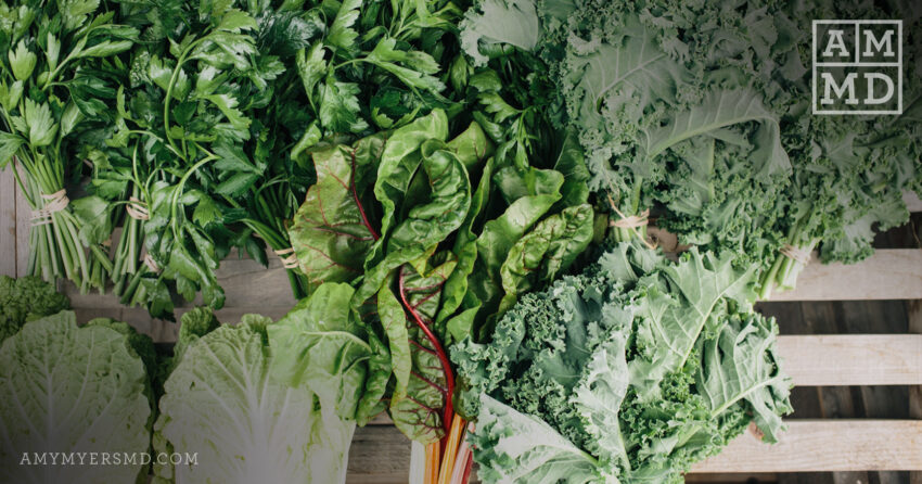 12 Benefits of Leafy Greens In Your Diet