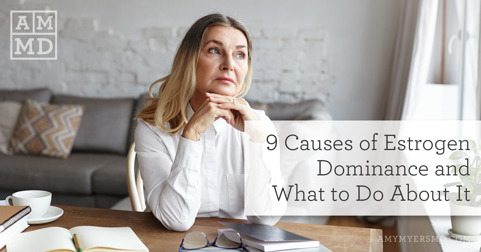 9 causes estrogen dominance