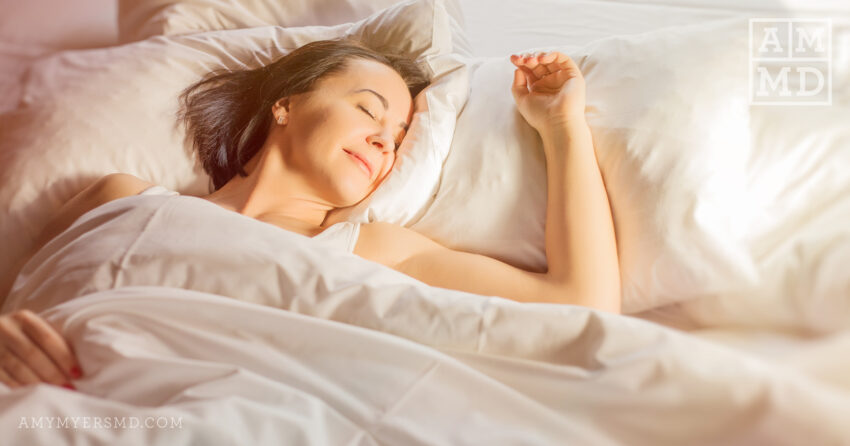 Optimal Sleep in 3 Simple Steps
